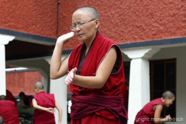 Nonnen Dharamsala