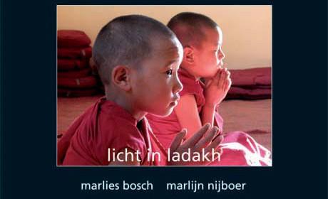 boek licht in ladakh